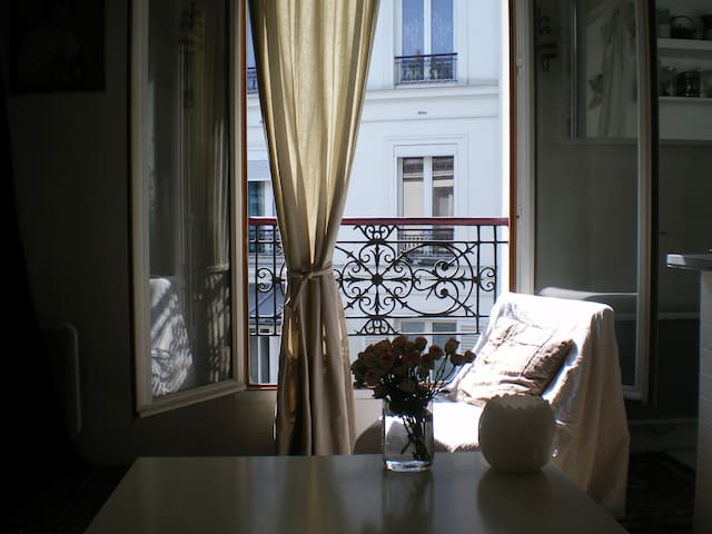 At the foot of Montmartre Paris 18e - Paris - Apartmen