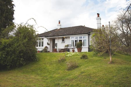 Comfortable Apartment in Rural Kent - Offham - Daire