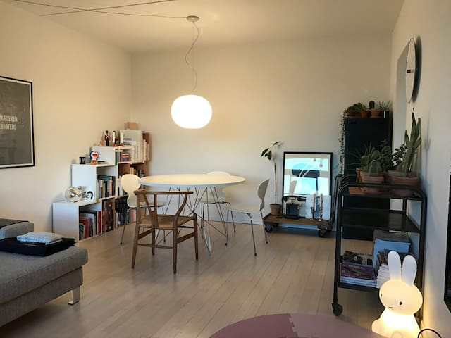 3 ROOM MODERN APARTMENT IN CENTRAL COPENHAGEN - Kopenhaga - Apartament