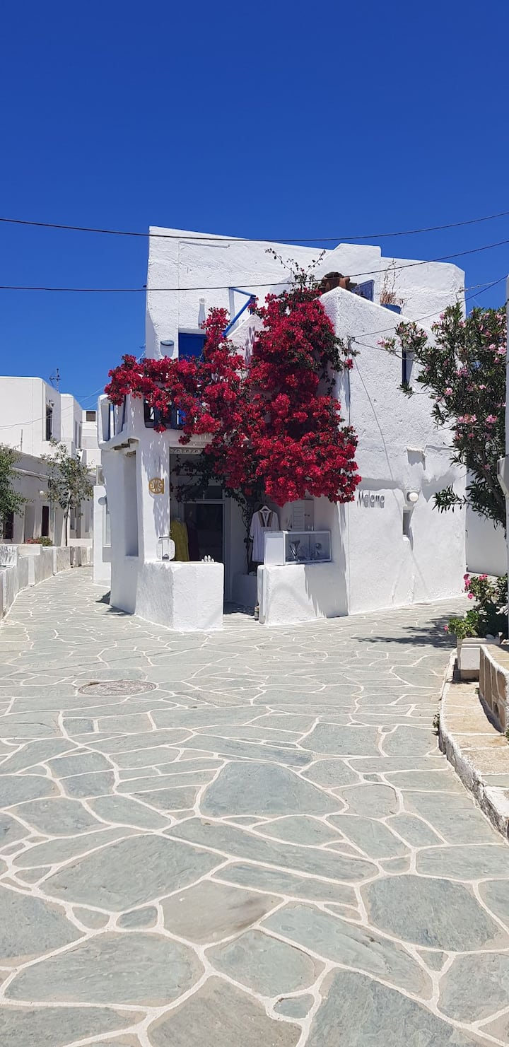 Spiti of Dimarchos- Tipical cycladic house