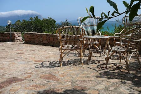Charming apt with amazing view - Porto Istana - House
