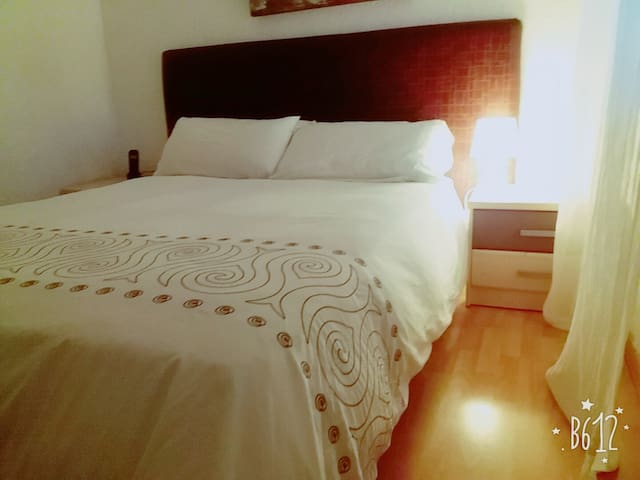 HABITACION DOBLE SENCILLA - Rubí - Lägenhet