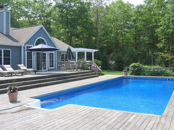 East Hampton Private Oasis - Pool and Tennis
