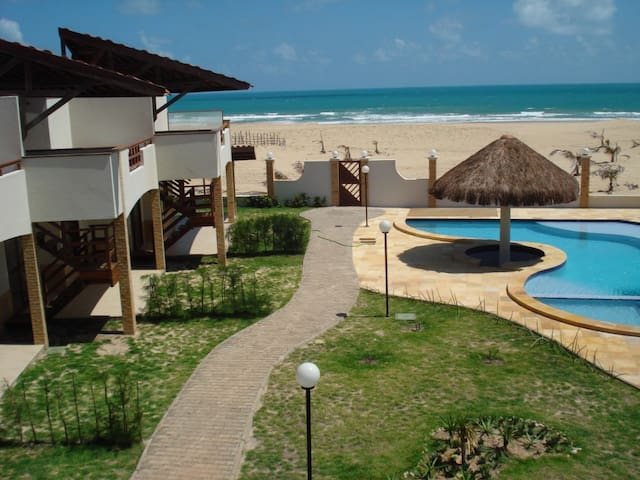 Beach Villa, Paraiso Da Taiba Beach Living