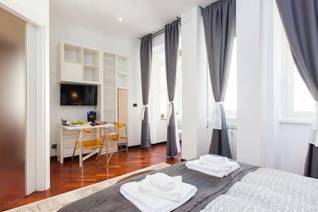 B&B Olimpico! TV-Wi-Fi-Tablet - Roma - Bed & Breakfast