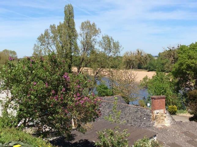 La Cave Neuve aux bords de la Loire - Chênehutte-Trèves-Cunault - Hus