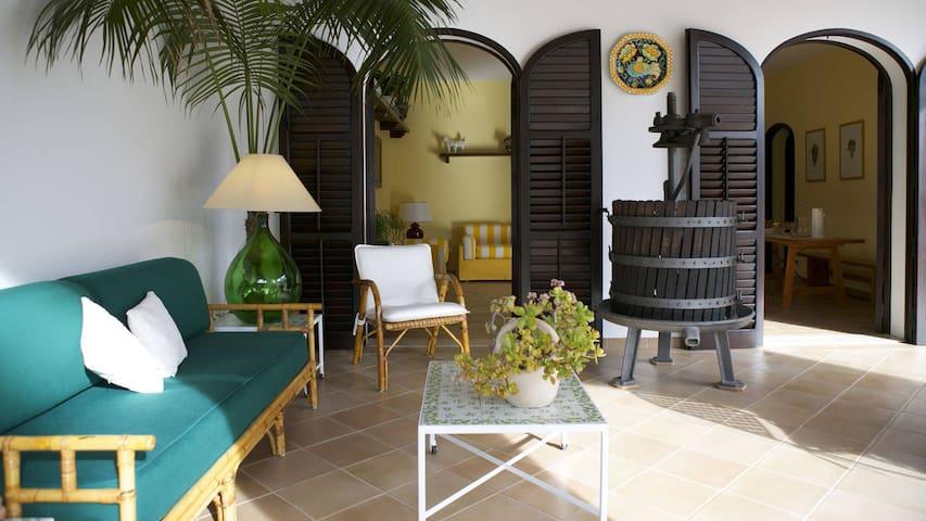 La Pomelia - Casa a mare Agrigento - San Leone Agrigento - Apartemen