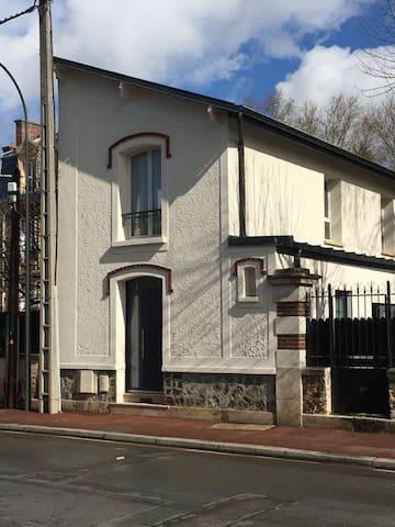 Maison 2P - Maisons-Laffitte centre - Maisons-Laffitte - Hus