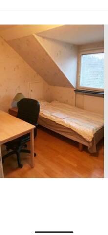 Room for rent near Täby centrum