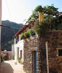 Filicudi - Pecorini Chiesa - Lipari - House