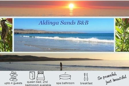 Aldinga Sands B&B - Aldinga Beach - Bed & Breakfast