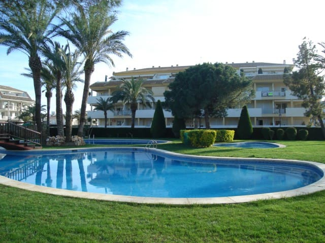 Apartamento con patio. Torrenostra - Torreblanca - Apartment