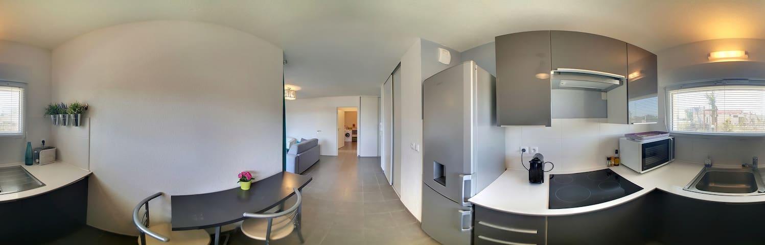 APPARTEMENT RECENT T2 - Saint-Brès - Apartamento