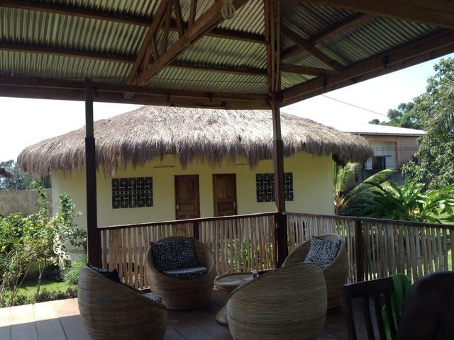 Jolis bungalows avec tout confort - Ebomé (Kribi) - Chalet