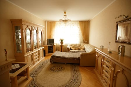 Apartment close to Chizhovka-Arena - Минск