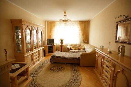 Apartment close to Chizhovka-Arena - Минск - Apartment
