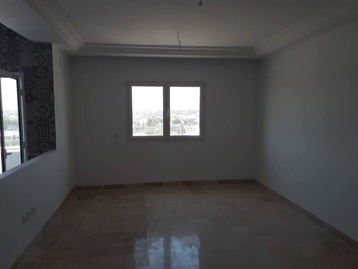 Brand new 2 bed room apartment (S+3) in Soukra