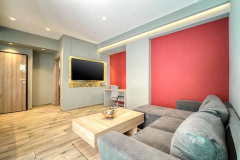 Sunny brand new apartment