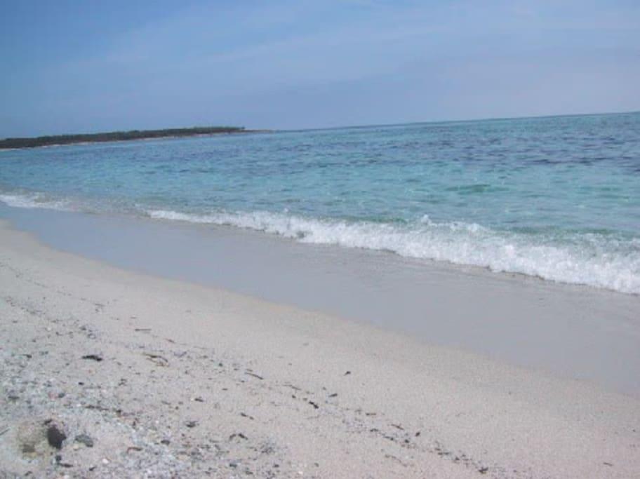 Spiaggia bianca di Ottiolu