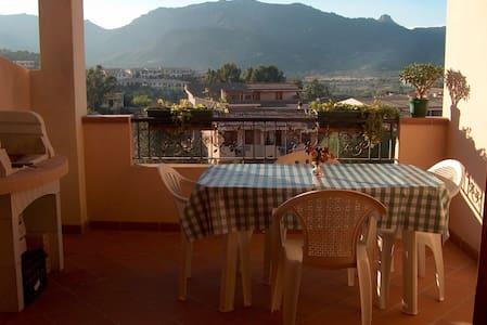 Villasimius, graziosa casa vacanze con terrazza. - ヴィラシミウス - アパート