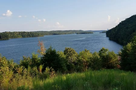 Beautiful Lake View to camp or park RV/Trailer - Spring City - Wohnwagen/Wohnmobil