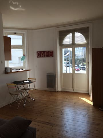 Nice flat, 50 Meters from the beach - St-Malo - Apartment