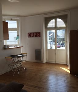 Nice flat, 50 Meters from the beach - St-Malo