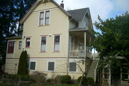 Victorian stay Clean & Comfortable - Astoria - Dom