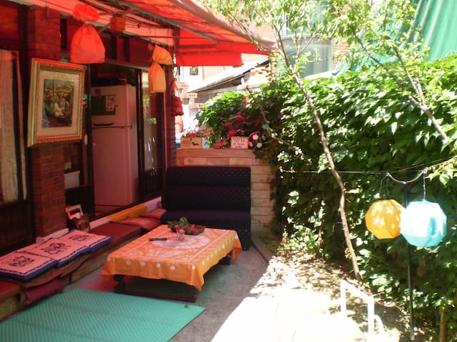 Windroad Sharehouse(Single Room) - Jongno-gu - บ้าน
