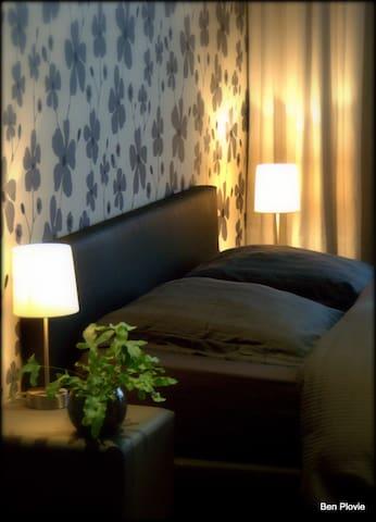 cosy luxury room in heart of Bruges, La mia casa