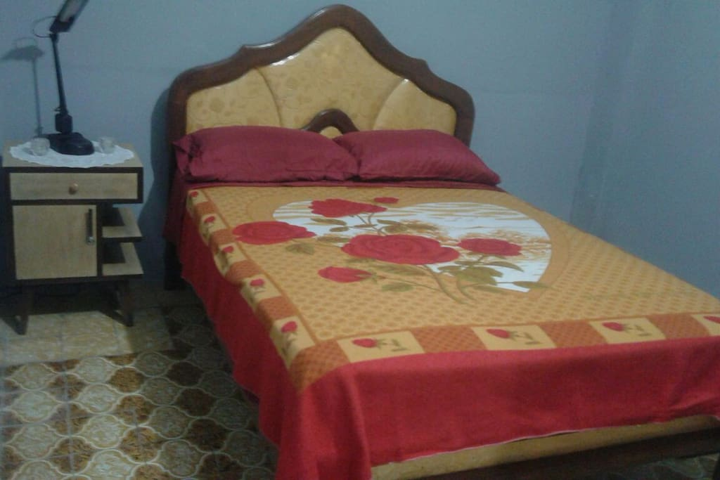 "PRIVATE Bedroom ""FA"" (double bed)"