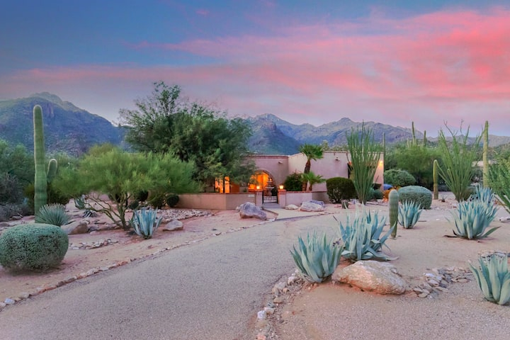 Private Gated Oasis by Sabino Canyon, Pool/Spa