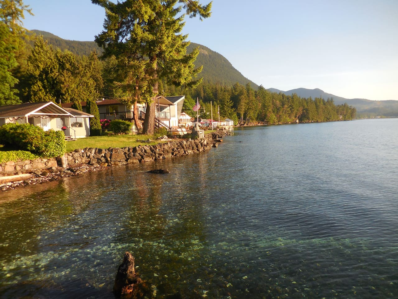 Explore Hood Canal, Dabob Bay and the Olympic Peninsula.