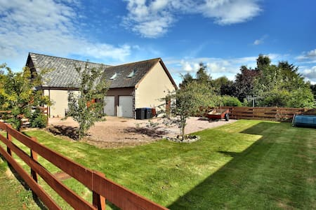Lovely cosy Highland Home in Alford - House
