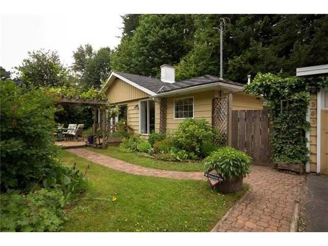 Beautiful 3 bedroom house! - North Vancouver - Rumah