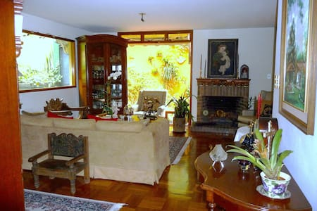 Quiet, secluded, gated condominiium - Guatemala City