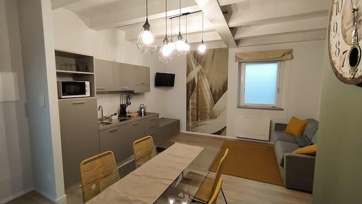 """casa """"Il Borgo"""" appartamento Girasole"""