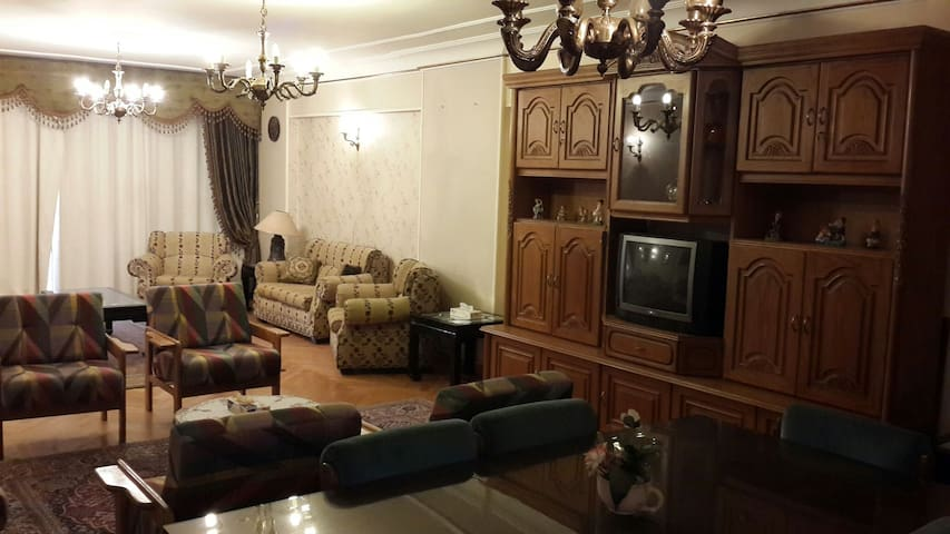 Amazing apartment for family, group