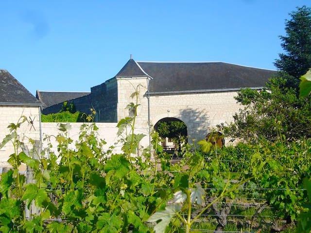 Gîte de charme en Val de Loire - Ligré - Casa