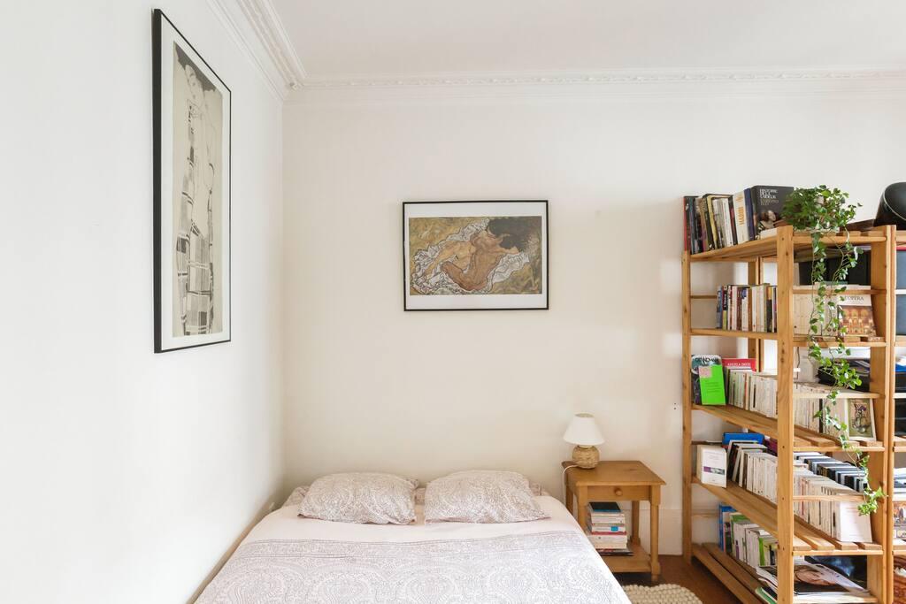 Chambre accueillante paris 17 me appartements louer paris le de france france - Chambre a louer ile de france ...
