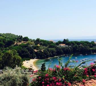 Stylish villa with stunning views and private pool - Skiathos - Villa