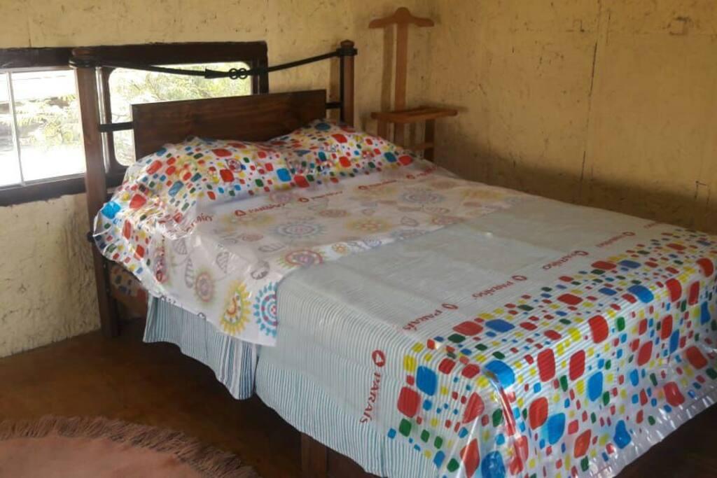 camas del cuarto