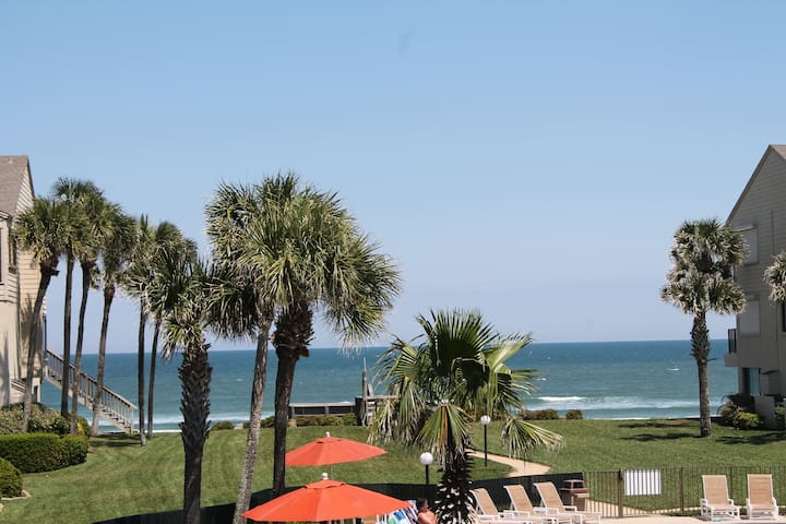 Summerhouse 427, Ocean View Condo - Crescent Beach - Kondominium