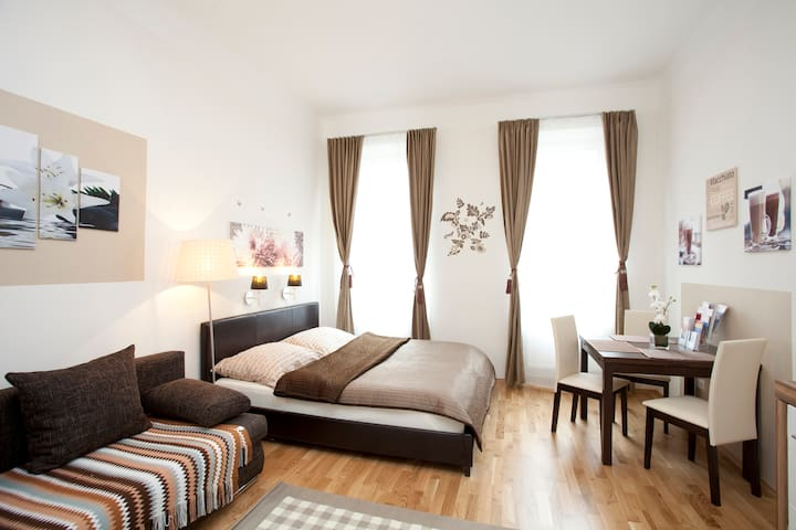 SUITE - 10 hotspots in 10 minutes - Wenen - Appartement