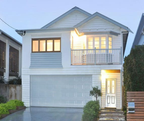 Lovely home close to Airport - Wavell Heights - Huis