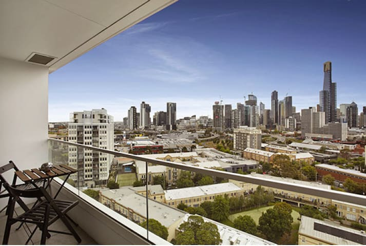 melbourne city amazing apartment