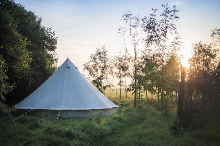Back to nature - Glamping in Switzerland