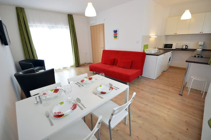 Toldi Apartments in the centre | Vasarely - Pécs - Apartment
