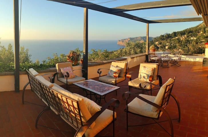 Deia Private Villa, Pool & Sea View - Deià - Hus