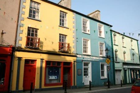 Apartment 2 - Double Bed, kitchenette, woodburner - Leitrim